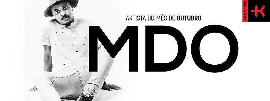 MDO: Artista do Mês