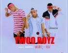 Twoo Boyz - Mulher + Feliz (feat. Binex)