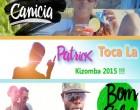 Dj Patrick, Canicia & Bom Calor
