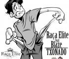 Raça Elite - Txonado (feat. Blaze)