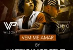 Jay C & WilsonP - Vem-me Amar (feat. AfricanGroove)