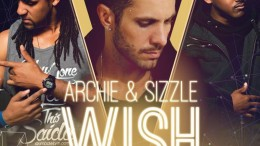 Archie & Sizzle - Wish (feat. Paulo Mac & P. Lowe)