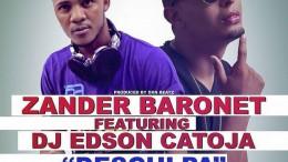 Zander Baronet - Desculpa (feat. DJ Edson Catoja)