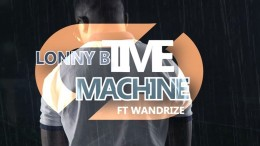 Lonny B - Time Machine (feat. Wandrize)