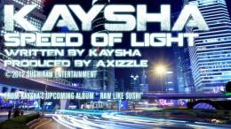 Kaysha - Speed of Light
