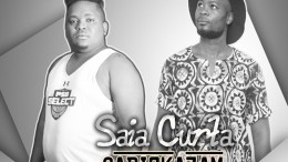 Sadick Azam - Saia Curta (feat. Dimex Chilala & Key G)