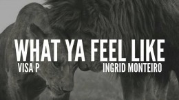 Visa P - What Ya Feel Like (feat. Ingrid Monteiro)