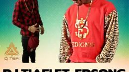 DJ Tiafi - Diz-me (feat. Edsong)