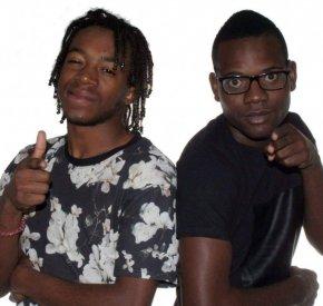 Black Boy & Hugo