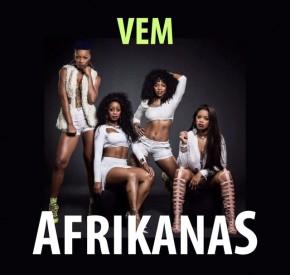 Afrikanas - Vem (feat. Vui Vui)