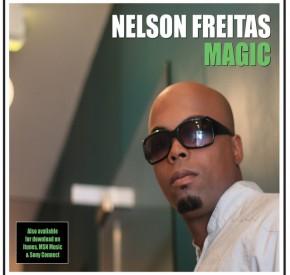 Nelson Freitas - You're Beautiful (feat. Eddy Parker)