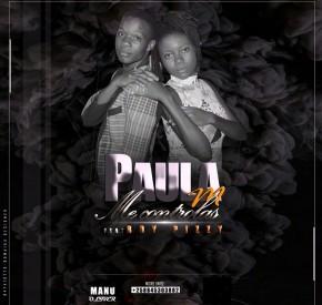 Paula M - Me Controlas (feat. Boy Pizzy)