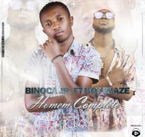 Binoca Junior - Homem Completo (feat. Hot Blaze)
