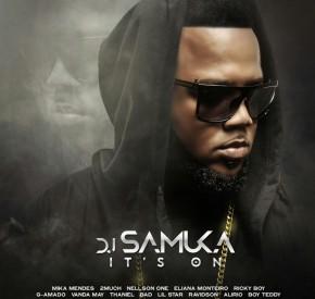 DJ Samuka - Amar Te Em Segredo (feat. G-Amado)