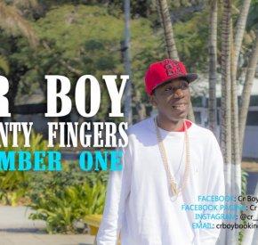 Cr Boy - Number One (feat. Twenty Fingers)